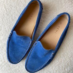 M. Gemi // Felize // Blue Suede